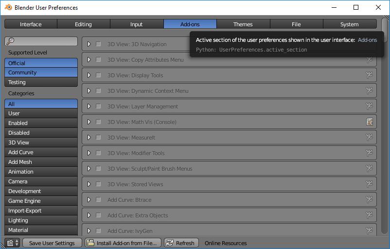 Blender 2 79 - Minsar User Guide